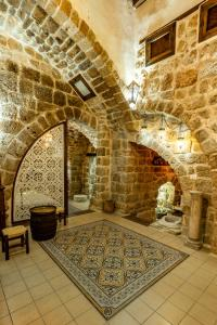 A bathroom at Zidan Sarai