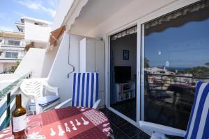 Ein Balkon oder eine Terrasse in der Unterkunft Panorama 9 - One Bed