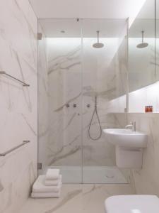 Ein Badezimmer in der Unterkunft The Moorgate