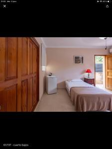 Cama o camas de una habitación en Villa Barbara