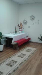 Ванная комната в Apartment on Spartaka 33