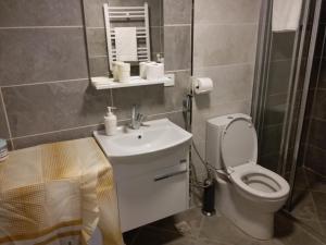 حمام في شقق عطاء العائلية