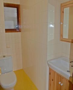 A bathroom at Piso con vistas, cómodo y con buena ubicación