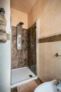 Et badeværelse på La Bauta