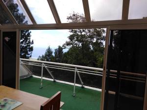 Ein Balkon oder eine Terrasse in der Unterkunft Residence Aito