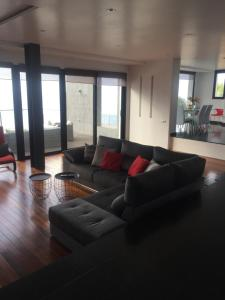 A seating area at Villa Tenerife Dream View