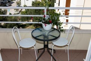 Balkon ili terasa u objektu Villa Pavica