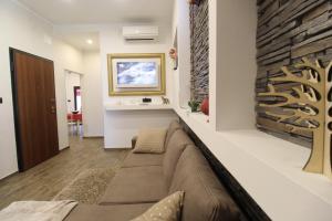 A seating area at B&B Corso Roma