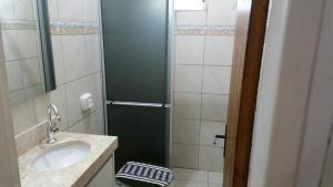 Un baño de Casa Cachoeira/Canasvieiras