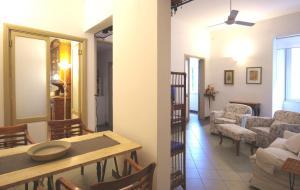 A seating area at SANPIETRINI Locazione Turistica