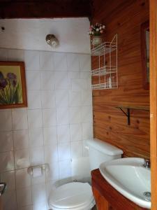 Un baño de Rayentray