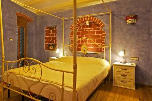 A bed or beds in a room at Holiday Home Corte Masato