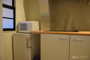 Een keuken of kitchenette bij Appartement Lucia