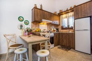 Kuchyň nebo kuchyňský kout v ubytování La casa di Anna