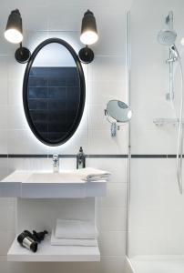 巴黎蒙馬特愛達格公寓式酒店衛浴