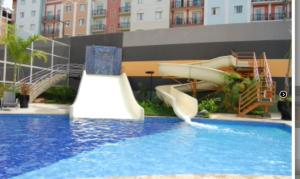 The swimming pool at or near Hotel Veredas do Rio-quente/ Particular