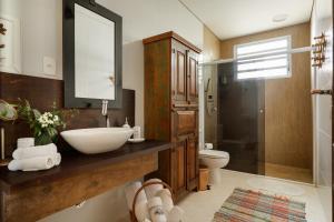 Un baño de The Cozy Guesthouse
