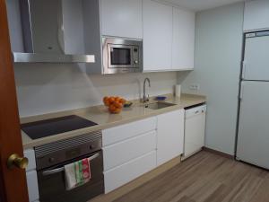 Cuina o zona de cuina de Apartment in Jávea Port 0633H
