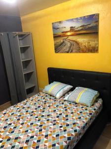 Un ou plusieurs lits dans un hébergement de l'établissement Le Spartiate