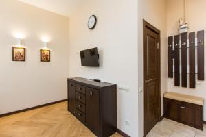 Телевизия и/или развлекателен център в Probably The Best Apartment in Lviv