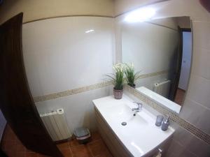 Un baño de Apartamento los arcos