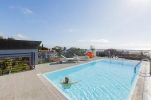 A piscina em ou perto de Terrace Mar Suite Hotel
