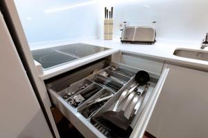 מטבח או מטבחון ב-Chueca Exclusive - MADFlats Collection