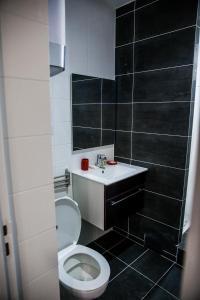 Salle de bains dans l'établissement CMG-Parc des expositions-206