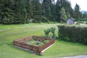 Jardín al aire libre en Fiakerhof