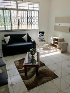 A seating area at Salvador Ondına Telles Apartament