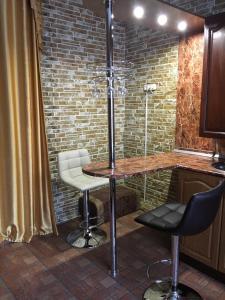Ванная комната в Apartment on Bystry 6