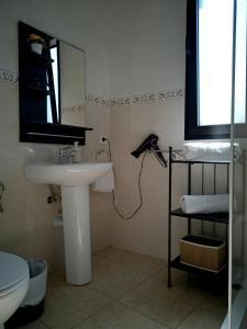 Ein Badezimmer in der Unterkunft UNION 64