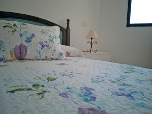 Ein Bett oder Betten in einem Zimmer der Unterkunft UNION 64