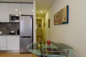 Una cocina o zona de cocina en Cativo Flat