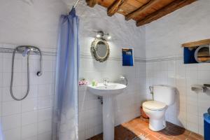 Łazienka w obiekcie Can Sastre