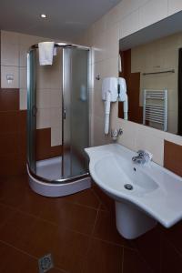 Ванна кімната в Sunrise Park Complex
