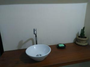 Een badkamer bij Residência 2 Dorms no Braga