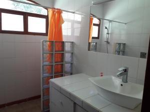 Un baño de Lindavista Residence