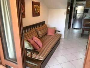 Posezení v ubytování Enseada Praia do Forte