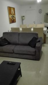 Ein Sitzbereich in der Unterkunft Hydro Palace