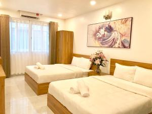 Louis Hotel - Bui Vien Walking Street