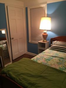 A bed or beds in a room at All You Need in One Place