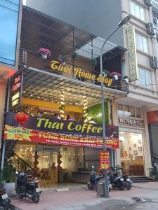 thai coffee and homestay