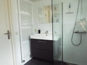 A bathroom at Wad'n Dream