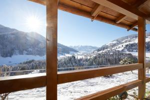 Ferienwohnung Heachmoos im Winter
