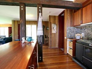 A kitchen or kitchenette at Gumtree Spring