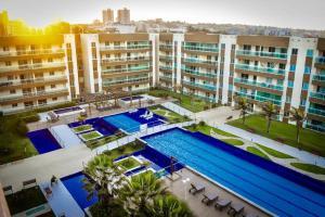Uma vista da piscina em Apart Vg Fun ou nos arredores