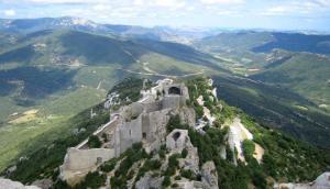 Vue panoramique sur l'établissement Villa Bellegarde