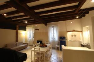 Area soggiorno di Cortiletto