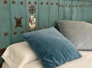 Cama o camas de una habitación en Sasibil Rural Studio